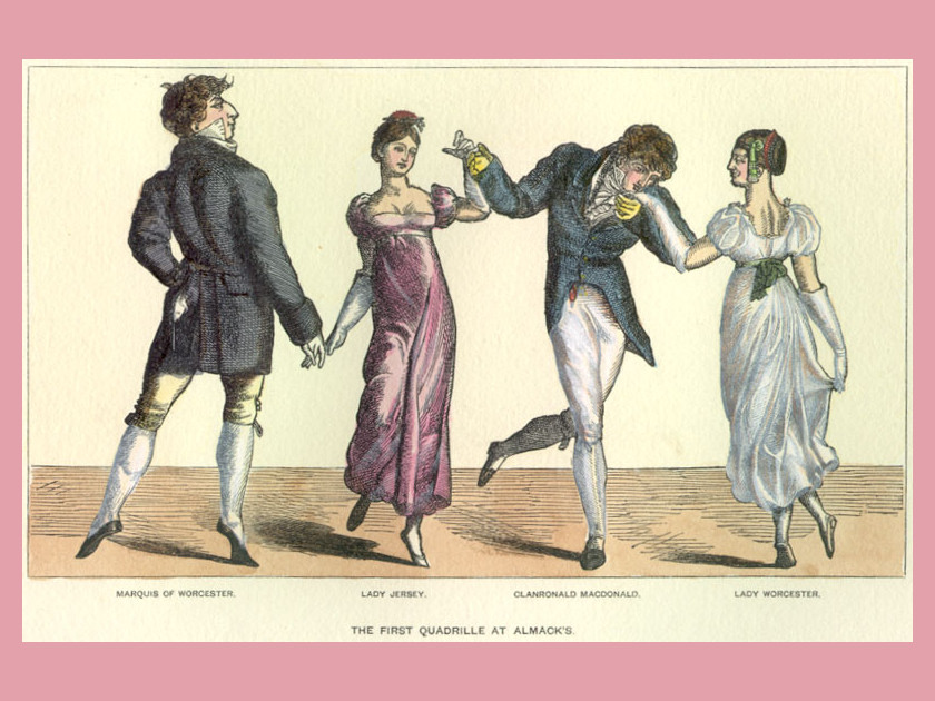 & About Regency Fashion u003cu003c San Diego English Country Dancers
